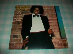 MICHAEL JACKSON Off The Wall EPIC LP VG+ gatefold <>
