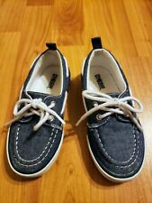 Toddler Boy's Gymboree Boat Shoes Size 10c