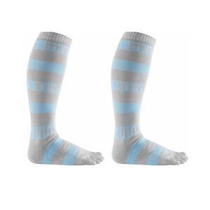 ThirtyTwo Snowboard Socks Tootsie (Womens) Grey Size L/XL