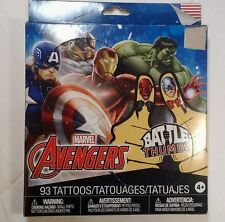 Avengers Battle  Thumbs 93 Tattoos Battler  board  New Made in USA