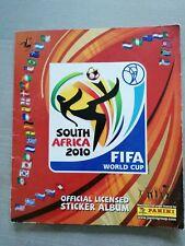 PANINI Album world cup 2010 en Afrique du sud-non complet