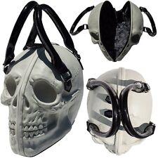 New KREEPSVILLE 666 Skull Collection Handbag Night Glow Gothic Punk Emo Fashions