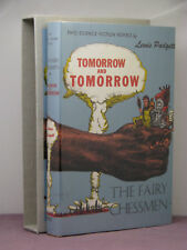 fac 1st, signed, Tomorrow, Fairy Chessmen Lewis Padgett