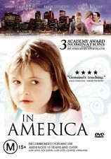 In America (DVD, 2004) REGION-4-NEW AND SEALED-FREE POST WITHIN AUSTRALIA