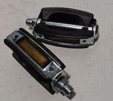 Pedale Oldtimer Moped NSU Quickly DKW Hummel  Combinette  Reflektor NEU