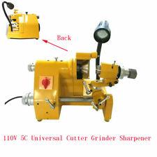 Sales 5c Universal Cutter Grinder Sharpener For End Milllathe Tool Usa 141156