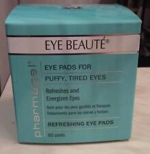 Pharmagel Complexe Eye Beaute  Herbal PUFFY EYE TREATMENT 60 Pads Hypoallergenic