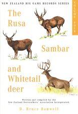 BANWELL DEER BOOK RUSA SAMBAR NEW ZEALAND TROPHY RECORDS VOL 4 bargain NEW