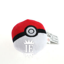 POKEMON POKEBALL PELUCHE PORTACHIAVI sfera plush doll poke ball Poké ash figure