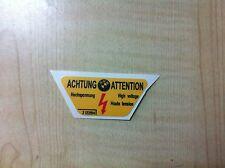 Adesivo etichetta BMW R80/Basic - adesivi/adhesives/stickers/decal