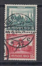 Deutsches Reich S 88 gestempelt Zusammendruck