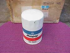 1963-1972 NOS MoPar M Logo OIL FILTER Cuda 300 Charger R/T Fury Road Runner GTX