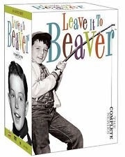Leave It To Beaver Complete Series DVD SET TV All Episodes Lot Box Seasons Show