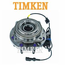 ford F-250 F-350 Super Duty 4WD Front Wheel Bearing & Hub Assembly Timken