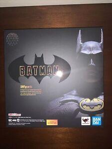 SH figuarts/Bandai Batman 1989 Micheal Keaton