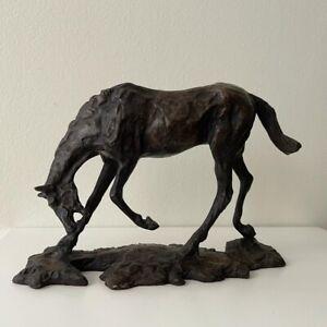 Edgar Degas horse with head lowered