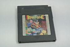 RAMPAGE World Tour For Nintendo Game Boy Color GBA FUN!
