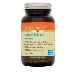 Udos Choice Junior Blend Microbiotics - 60 Vegecaps