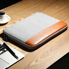 13 Inch Laptop Sleeve Case Full Protection for MacBook Air Pro iPad Gray