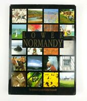Lower Normandy Deluxe Hardcover The Regional Council Of Lower Normandy Book