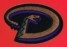 ARIZONA DIAMONDBACKS EMBROIDERED MLB PATCH