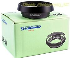 VOIGTLANDER lh-4n Lens Hood for Nokton 35mm F1.2 / COLOR-SKOPAR 35mm F2.5 LENTI