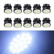 10x T25 Car LED Parking Light Backup Reversing Light 1206 Bulb 3156 3157 22SMD