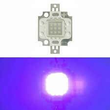 Hi-Power LED 10W UV Ultraviolet  395-400nm  9,5-10V
