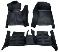 Spartan Liners Custom Floor Mats for Mercedes-Benz C-Class 2008-2014