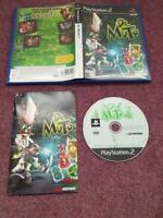 Dr Muto PS2 Playstation 2 Game PAL Disc Good complete with Manual Retro Rare
