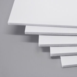 A1 White 5mm Foamboard - Pack of 10