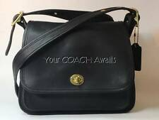 New Coach RAMBLER's LEGACY Bag~CLASSIC ORIGINAL~New Old Stock~Rambler #9061 NWOT