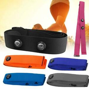 Bluetooth Sports Elastic Chest Strap For Heart Rate Monitor Sensor Belt md