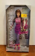 Barbie Teresa Hollywood Nails Doll 2000 Mattel new in the box