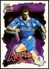 Roberto Di Matteo # 44 FUTERA CALCIO CHELSEA 1999 commercio CARD (C336)