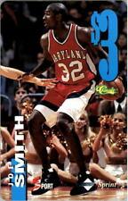 1995 Classic Five-Sport Phone Cards $3  #5 Joe Smith