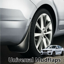 Front Rear Universal Car Mud Flaps Splash Guards Mudgurads Fender Molded
