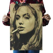 US SELLER- Angelina Jolie movie star vintage poster wall prints online