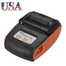 Mini 58mm Handheld Bluetooth Wireless Pocket Mobile POS Thermal Receipt Printer