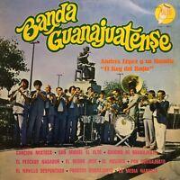 HEAR ANDRES LOPEZ Y SU BANDA EL REY DEL BAJIO BANDA GUANAJUATENSE GUANAJUATO LP