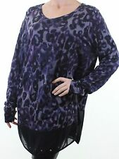 Animal Print Cotton Casual Women's Tops & Shirts NEXT