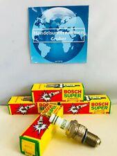 Bosch - Zündkerze - W8FC - Super Spark - Plug Bougie - mit Kupferkern - 4 Stück