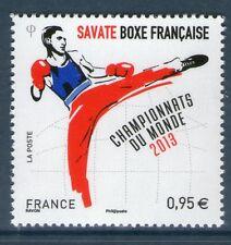 TIMBRES 4831 NEUF XX LUXE - SAVATE BOXE FRANCAISE - CHAMPIONNATS DU MONDE 2013