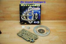 Kawasaki ZZR 1100 D1 AFAM Kettensatz Chain Kit Neu xl151