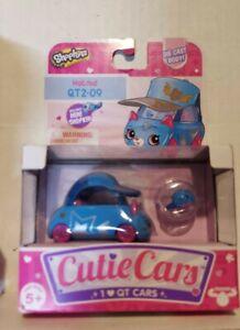 Shopkins Cutie Cars QT2-09 Harris Die Cast  NEW