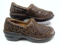BOC Born Concept Womens Clogs  Wedge Shoes Size 10 M  Brown   #B