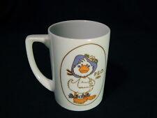 Vintage Peyo Mother Goose Coffee Mug 1986 Suzy Spenford Ceramicorner
