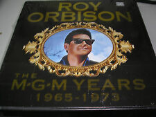 Roy Orbison - The MGM Years 1965-1973 14 x LP box set new sealed Universal