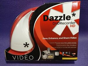 Dazzle DVD Recorder Plus Video Movies Pinnacle Studio 12 Video Capture