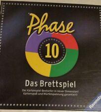 ***WIE NEU!*** Ravensburger 27226 - Phase 10  Das Brettspiel ***NEUWERTIG!***